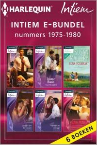 Intiem e-bundel nummers 1975 - 1980, 6-in-1 - Een uitgave van de romantische reeks Harlequin Intiem - eBundel