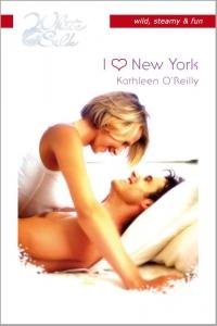 I love New York - Een uitgave van Harlequin White Silk - sexy chicklit - Deel 1 van de miniserie Harts of Texas