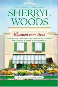 Bloemen voor Bree  - Een uitgave van Harlequin HQN Roman  - Deel 2 van de miniserie Chesapeake Shores