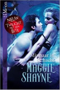 Minnaar in de nacht - Een uitgave van Harlequin Black Moon - fantasyroman - een Wings in the Night-verhaal