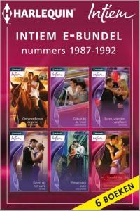 Intiem e-bundel nummers 1987-1992, 6-in-1 - Een uitgave van de romantische reeks Harlequin Intiem - eBundel