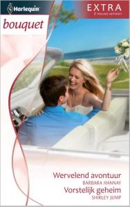 Wervelend avontuur / Vorstelijk geheim - Bouquet Extra 304, 2-in-1 - Een uitgave van de romantische reeks Harlequin Bouquet