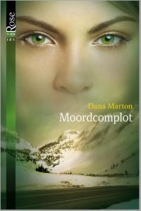 Moordcomplot - Een uitgave van Harlequin Black Rose - romantische thriller