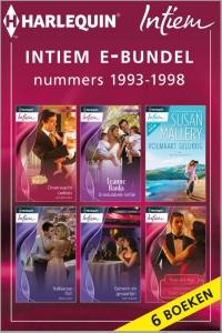 Intiem e-bundel nummers 1993-1998, 6-in-1 - Een uitgave van de romantische reeks Harlequin Intiem - eBundel