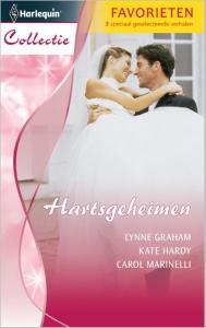 Hartsgeheimen:  Huwelijk op zijn Italiaans / Tot liefde veroordeeld / Liefde met spoed, Collectie Favorieten 351, 3-in-1 - Een uitgave van de romantische reeks Harlequin Bouquet