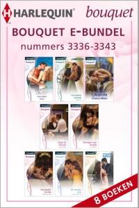 Bouquet e-bundel nummers 3336-3343, 8-in-1 - Een uitgave van de romantische reeks Harlequin Bouquet - eBundel