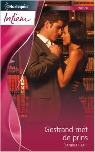 Gestrand met de prins - Intiem 2001 - Een uitgave van de romantische reeks Harlequin Intiem