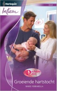 Groeiende hartstocht - Intiem 2008 - Een uitgave van de romantische reeks Harlequin Intiem - Deel 1 van de miniserie 3 dochters, 3 dates