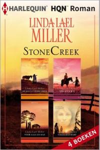 Stone Creek, 4-in-1 - Een uitgave van Harlequin HQN Roman - eBundel
