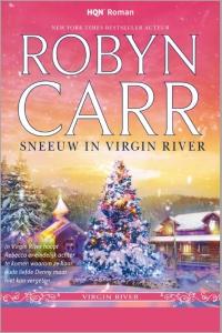 Sneeuw in Virgin River - Een uitgave van Harlequin HQN Roman - Een Virgin River-verhaal