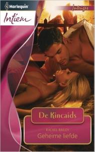 Geheime liefde - Intiem 2023 - Een uitgave van de romantische reeks Harlequin Intiem - Deel 2 van de miniserie De Kincaids