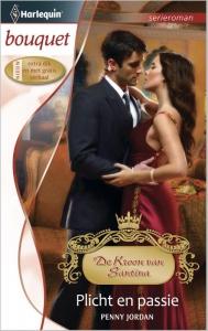 Plicht en passie - Bouquet 3368 - Een uitgave van de romantische reeks Harlequin Bouquet - Deel 1 van de serieroman De Kroon van Santina