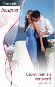 Gewonnen en veroverd - Bouquet 3372 - Een uitgave van de romantische reeks Harlequin Bouquet