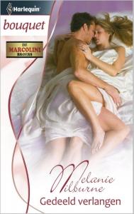 Gedeeld verlangen - Bouquet 3374 - Een uitgave van de romantische reeks Harlequin Bouquet - Deel 2 van de miniserie De Marcolini broers