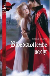 Bloedstollende nacht - Een uitgave van Harlequin Black Moon - fantasyroman - een Wings in the Night verhaal