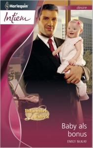 Baby als bonus - Intiem 2025 - Een uitgave van de romantische reeks Harlequin Intiem - Thema: Biljonairs en baby's