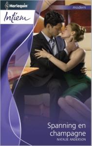 Spanning en champagne - Intiem 2028 - Een uitgave van de romantische reeks Harlequin Intiem