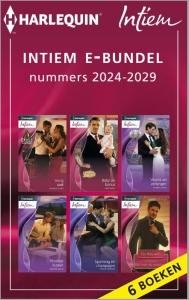 Intiem e-bundel nummers 2024 - 2029, 6-in-1 - Een uitgave van de romantische reeks Harlequin Intiem - eBundel