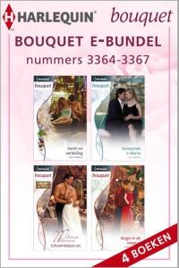 Bouquet e-bundel nummers 3364 - 3367, 4-in-1 - Een uitgave van de romantische reeks Harlequin Bouquet - eBundel