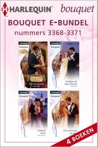 Bouquet e-bundel nummers 3368 - 3371, 4-in-1 - Een uitgave van de romantische reeks Harlequin Bouquet - eBundel