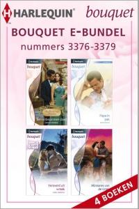 Bouquet e-bundel nummers 3376 - 3379, 4-in-1 - Een uitgave van de romantische reeks Harlequin Bouquet - eBundel