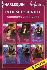 Intiem e-bundel nummers 2030 - 2035, 6-in-1 - Een uitgave van de romantische reeks Harlequin Intiem - eBundel