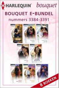 Bouquet e-bundel nummers 3384 - 3391, 8-in-1 - Een uitgave van de romantische reeks Harlequin Bouquet - eBundel