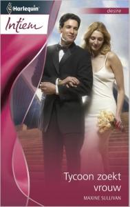 Tycoon zoekt vrouw - Intiem 2037 - Een uitgave van de romantische reeks Harlequin Intiem