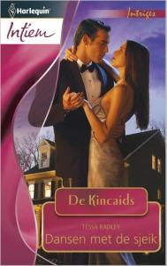 Dansen met de sjeik - Intiem 2041 - Een uitgave van de romantische reeks Harlequin Intiem - Deel 5 van de miniserie De Kincaids