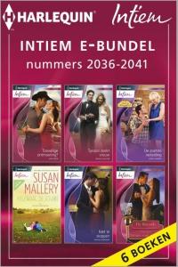 Intiem e-bundel nummers 2036 - 2041, 6-in-1 - Een uitgave van de romantische reeks Harlequin Intiem - eBundel