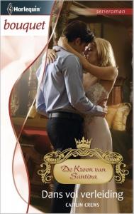 Dans vol verleiding - Bouquet 3392 - Een uitgave van de romantische reeks Harlequin Bouquet - Deel 4 van de serieroman De Kroon van Santina