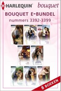 Bouquet e-bundel nummers 3392 - 3399, 8-in-1 - Een uitgave van de romantische reeks Harlequin Bouquet