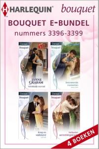Bouquet e-bundel nummers 3396 - 3399, 4-in-1 - Een uitgave van de romantische reeks Harlequin Bouquet