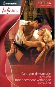 Parel van de woestijn; Onbeheersbaar verlangen - Intiem Extra 297, 2-in-1 - Een uitgave van de romantische reeks Harlequin Intiem