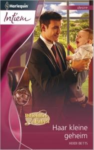 Haar kleine geheim - Intiem 2043 - Een uitgave van de romantische reeks Harlequin Intiem - Thema Biljonairs en Baby's