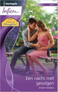 Eén nacht met gevolgen - Intiem 2044 - Een uitgave van de romantische reeks Harlequin Intiem - Deel 2 van de miniserie Thuis in Honeyford