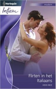 Flirten in het Italiaans - Intiem 2045 - Een uitgave van de romantische reeks Harlequin Intiem