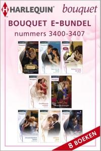 Bouquet e-bundel nummers 3400 - 3407, 8-in-1 - Een uitgave van de romantische reeks Harlequin Bouquet - eBundel