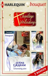 Chantage & Verleiding -eBundel met de complete miniserie - Een uitgave van de romantische reeks Harlequin Bouquet