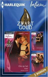 Zwart goud - eBundel met de complete miniserie - Een uitgave van de romantische reeks Harlequin Intiem