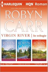 Virgin River 5e trilogie:  In de luwte / De weg vooruit / Rijke oogst - eBundel - Een uitgave van Harlequin HQN Roman - 3 Virgin River-verhalen