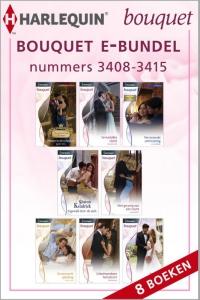 Bouquet e-bundel nummers 3408-3415, 8-in-1 - Een uitgave van de romantische reeks Harlequin Bouquet - eBundel