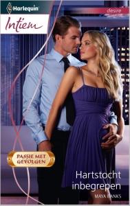 Hartstocht inbegrepen - Intiem 2054 - Een uitgave van de romantische reeks Harlequin Intiem - Deel 3 van de miniserie Passie met gevolgen