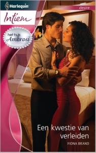 Een kwestie van verleiden - Intiem 2055 - Een uitgave van de romantische reeks Harlequin Intiem - Deel 2 van de miniserie Het Huis Ambrosi