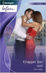 Knapper dan ooit - Intiem 2057 - Een uitgave van de romantische reeks Harlequin Intiem