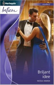 Briljant idee - Intiem 2058 - Een uitgave van de romantische reeks Harlequin Intiem