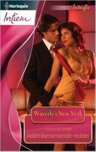 Adembenemende redder - Een uitgave van de romantische reeks Harlequin Intiem - Deel 2 van de serieroman Waverly¿s New York