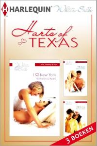 Harts of Texas - eBundel met de complete miniserie - Een uitgave van Harlequin White Silk - sexy chicklit