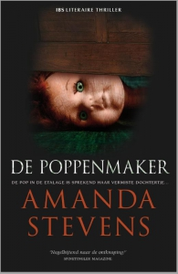 De poppenmaker - Een uitgave van Harlequin IBS Thriller
