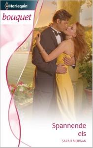 Spannende eis - Bouquet 3417 - Een uitgave van de romantische reeks Harlequin Bouquet